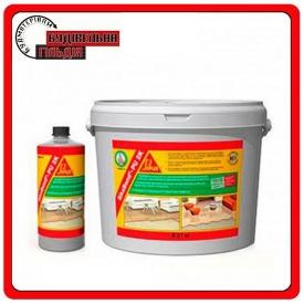 SikaBond-PU 2K (А+B) двокомпонентний поліуретановий клей 8,9 кг