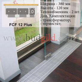 Внутрипольный конвектор FCF 12 Plus 12v 1000 мм