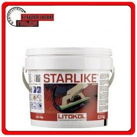Епоксидна затирка для швів Starlike С490 тортора 2,5 кг
