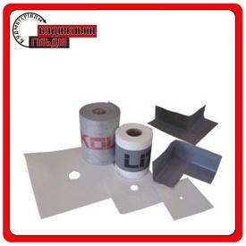 Гидроизоляционная лента Litoband Sk Tape квадрат 120x120 мм 8