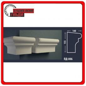 Подоконник для фасада FASTROCK ПД-006 2 метра