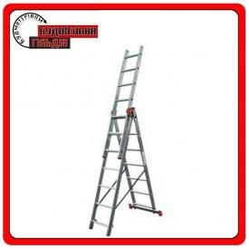 Трехсекционная лестница Krause Tribilo 3x6 ступеней