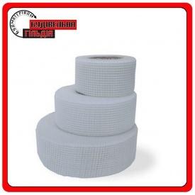 Masternet Tape стрічка з скловолокнистої сітки, серпянка 5см 45м