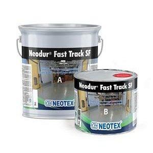 Быстросохнущая алифатическая система полимочевины Neodur Fast Track SF