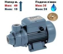 Насос вихревой PKm-60 Насосы+ 19/40 м 20-35 л/мин