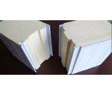 Сендвич-панель для холодильных и морозильных камер Стилма 200 мм пенополиизоцианурат PIR