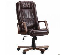 Кресло руководителя АМФ Марсель Экстра Tilt 1100-1230х610х720 мм коричневое