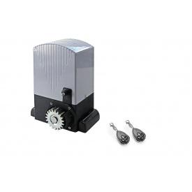 Электропривод AN-MOTORS ASL2000KIT для откатных ворот