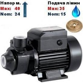 Насос вихревой QB-60SPRUT 24/40 м 15-35 л/мин