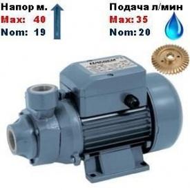 Насос вихровий PKm-60 Насоси+ 19/40 м 20-35 л/хв