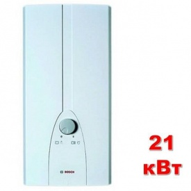 Проточный водонагреватель Bosch Tronic TR1100 21 B