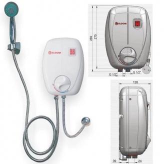 Проточный водонагреватель BETTA Душ 6500 Вт