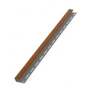 Джей профіль BRYZA золотий дуб 4000 х 45 мм