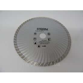Круг по бетону 180 мм STERN