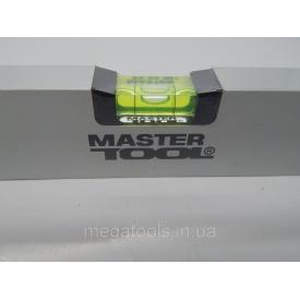 Уровень алюминиевый усиленный Mastertool 400 мм