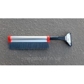 Телескопическая щетка-скребок зимняя для автомобиля Stels 410-600 мм