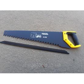 Ножівка по піноблоку 550 мм Mastertool