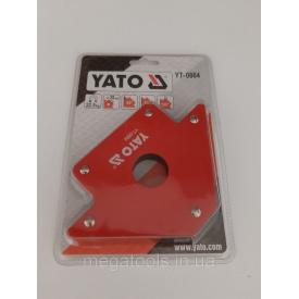 Магніт для зварювання Yato 23 кг