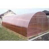 Теплиця Норд 4x8x2,5 м з полікарбонатом GreenHouse Nano 8 мм
