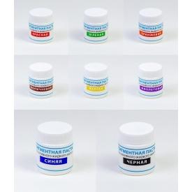 Комплект красителей для жидкого акрила Просто и Легко 80 г цветная ванна из 8 цветов