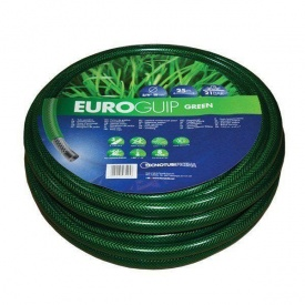 Шланг садовый Tecnotubi Euro Guip Green для полива 1/2 дюйма 25 м (EGG 1/2 25)