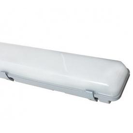 Промышленный влагозащищённый светодиодный линейный светильник Пассаж-М 40W IP65