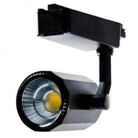Трековий СВІТЛОДІОДНИЙ світильник Vela VL-GD2330-1 30W чорний