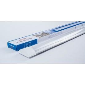 LED світильник DOUBLE-1 18W 600мм Матовий корпус метал