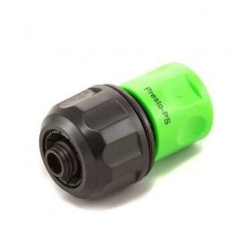 Коннектор Presto-PS универсальный для шланга 1/2-5/8-3/4 дюйма (4134)