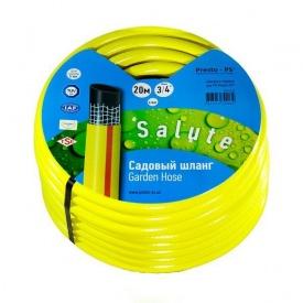 Шланг поливочный Presto-PS садовый Salute 3/4 дюйма 50 м (SN 3/4 50)