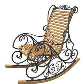 Кресло-качалка ручной работы КМД-33