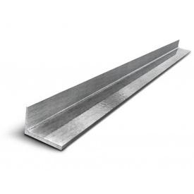 Уголок алюминиевый АД31 60х40х4,0мм неравнополочный
