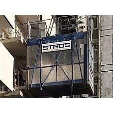 Щогловий підйомник Stros nov 2032 вантаж 2000 кг висота 81м