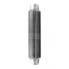 Радіатор MONO сталь AISI 304 0,8 мм 180 мм 1 м