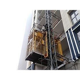 Оренда щоглового підйомника HEK PLA1253 вантаж 1,2 т висота 54 м