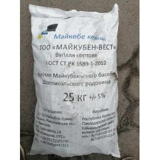 Уголь Д 25 кг