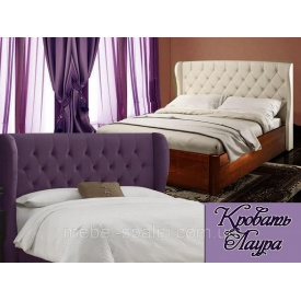 Ліжко двоспальне Лаура