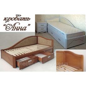 Ліжко з ящиками Анна