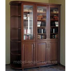 Шкаф книжный Трио 2