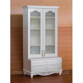 Шкаф книжный Дуэт 12