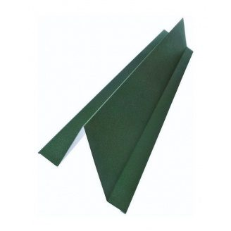 Снігозатримувач Тайл 35х130х90х35 мм зелений