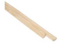 Плинтус СК Комфорт сосна срощенная 40 мм 3 м
