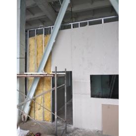 Монтаж шумоізоляції мінватою для стін