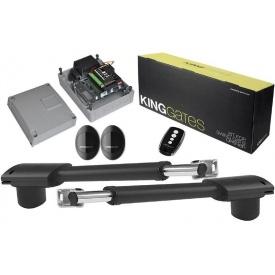 Комплект автоматики для распашных ворот KingGATES Linear 400