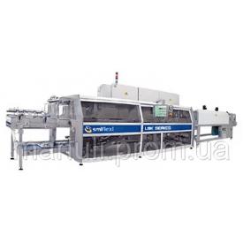 Машина-автомат для упаковки в термоусадочную пленку типа LSK25 производства SmiPack