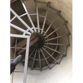 Виготовлення металоконструкцій для сходів