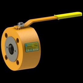 Кран шаровый межфланцевый 11с51п Ду15-100 ру40