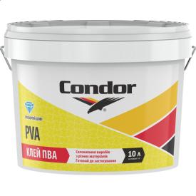 Клей ПВА Condor PVA 10л