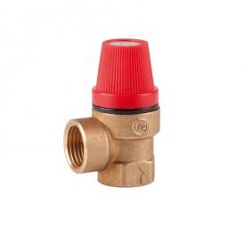 SD Предохранительный клапан 1/2 вв 3 бара SD2443
