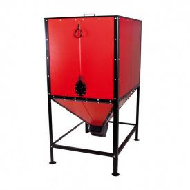 Бункер для твердотопливного котла Thermo Alliance Vulcan SF 70-100 1,6 м3